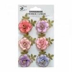 LittleBirdie Fairy Sparkle 6pcs Pixie Rose