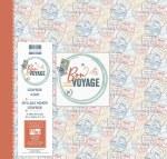 First Edition Bon Voyage 12x12 Inch Album
