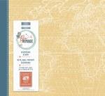First Edition Bon Voyage 8x8 Inch Album