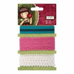 Gorjuss 1m Trims (3pcs) Santoro