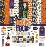 """Paper Pk 12x12"""" Echo Park Hocus Pocus"""