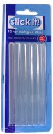 Glue Stix Hot Melt 12 Pack