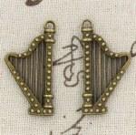 CAS Embellies Irish Harp 2pk