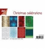 Paper Pk A4 Joy Crafts Christmas Celebrations