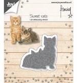 Joy!crafts Francien Twee Katten