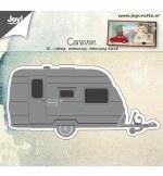 JoyCrafts Die 3D Caravan