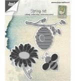Joycrafts Die 3D Spring Set