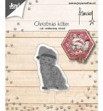 JoyCrafts Die Christmas Kitten