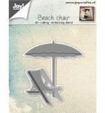 JoyCrafts Die Beach Chair