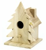 Bird House Christmas 8467^