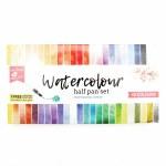 LittleBirdie Water Colour Half Pan Set 48 Colour Little Birdie