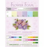 Flower Foam Set 1 Pastels Colours