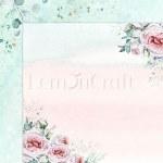 Paper 12x12 LC Blush #1