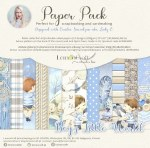 "Paper Pk12x12"" Lemoncraft Boy's Little World"