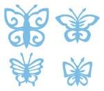Marianne Creatables B/fly 4pk