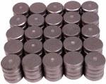 Magnets Round Ø18mm x 4mm x 100pk