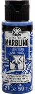 FolkArt Marbling Ink 2oz/59ml Blue