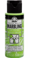 FolkArt Marbling Ink 2oz/59ml Sour Apple