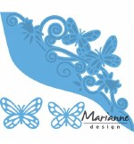 Marianne Design Butterfly Border