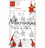 Clear Stamp Marianne Design Hetty's Gnomes