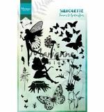 Clear Stamp Marianne Design Butterflies & Fairies