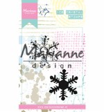 Clear Stamp Marianne Design Tiny's Ice Crystals