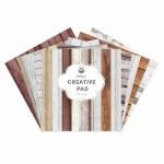 Paper Pk 12x12 PT Maxi Wood