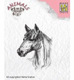 Clear Stamp Nellie's Choice Horse