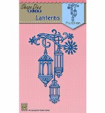 Nellie's Die Lanterns 71x107mm