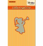 Nellie's Die Little Angel 50x60mm