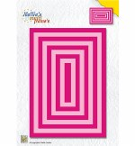 Nellie's Choice Rectangle Straight Corners