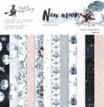 "Paper Pk 12x12"" Piatek New Moon"