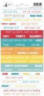 Stickers PT Happy Birthday #1