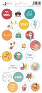 Stickers PT Happy Birthday #3