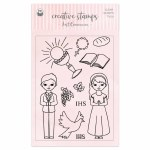 Clear Stamp PT Holy Communion