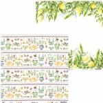 "Paper 12x12"" Piatek Sunshine #2"