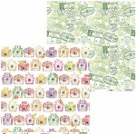 "Paper 12x12"" Piatek Sunshine #4"