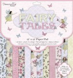 Paper Pk 12x12 Dovecraft Fairy Dust