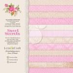 "Paper Pk12x12"" LemonCraft Basics Sweet Secrets"