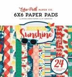 Paper Pk 6x6 EP Good Day Sunshine