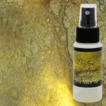 Lindy's Stamp Gang Moon Shadow Mist 2oz Bottle Pirate's Plunder Gold