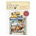 Card Kit Country Life Dresser