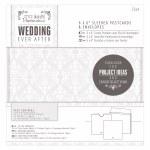 Papermania 6x6 Sleeved Postcards & Envelo