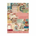 Papermania A4 Ultimate Die-cut & Paper Pack (48pk) Victorian Valentine