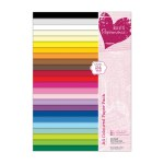 Papermania A4 Coloured Paper Pack (48pk