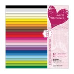 "Papermania 6x6"" Coloured Paper Pack (48pk)"