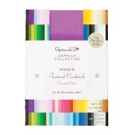Cardstock 216gm A6 Text 75pk