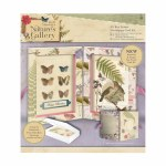 Papermania A5 Box Frame Decoupage Card Kit