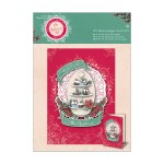 Papermania A5 Decoupage Card Kit Bellissima Christmas