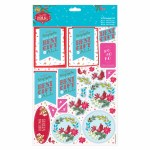 Papermania Decoupage A4 Folk Best Gift